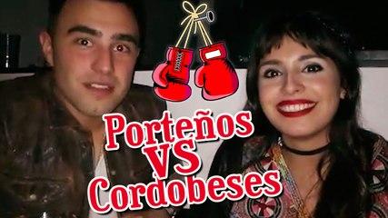 Porteños vs Cordobeses | BrencaLook