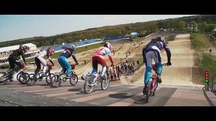 BMX - Race to Rio - Episode 4 - CDM 3 Papendal