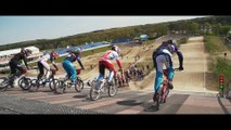 BMX - Race to Rio - Episode 4 - CDM 3 Papendal
