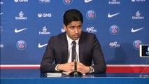 Foot - L1 - PSG : Le choix d'Unaï Emery «était une évidence» pour Nasser Al-Khelaïfi