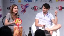 Darren Criss - Giffoni Film Festival 7-24-15 (Video Clip)