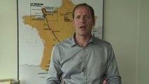 Cyclisme - Tour de France - 9e étape : Prudhomme «L'étape la plus difficile»