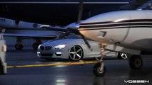 "BMW F13 6 Series 650i on 22"" Vossen VVS-CV3 Concave Wheels / Rims"