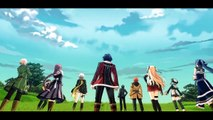 The Legend of Heroes : Trails of Cold Steel II - Bande-annonce sortie européenne