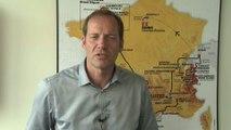 Cyclisme - Tour de France - 15e étape : Prudhomme «Une vraie étape de montagne»