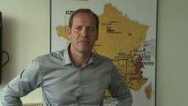 Cyclisme - Tour de France - 13e étape : Prudhomme «Un chrono magnifique»