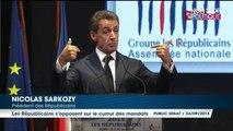 Bruno Le Maire et François Fillon taclent Nicolas Sarkozy sur le cumul des mandats
