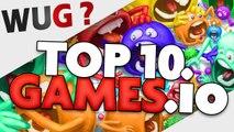 Agar.io, Slither.io : Tous les meilleurs jeux.io (ft. Squeezie et CBgames)