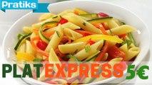 Cuisiner un plat express pour moins de 5euros - Astuces étudiantes