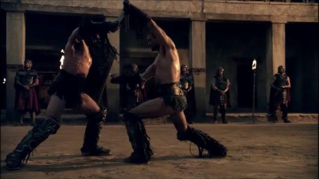 Spartacus Versus | Versus 30 - Spartacus VS Crixus