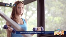 6 of 10: Arm Exercises with Ellen Adarna | Start Your Day Right with NutriRite