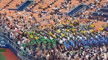 東海大相模高校 乾杯の歌 第95回全国高等学校野球選手権記念 神奈川大会 準々決勝 平成25年7月25日