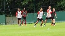 04/07/16 : Séquence d'entraînement du Stade Rennais