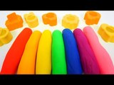 Play Doh Sparkle Modelling Clay Fun and Creative Learn Colors for Kids