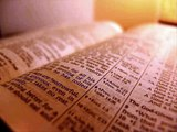 The Holy Bible - Psalm Chapter 19 (King James Version)