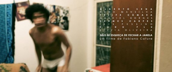 Não se esqueça de fechar a janela (Fabiano Cafure, Rio de Janeiro-RJ, 2016) Oficial