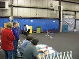 Fonzie's first CPE trial 02 09 Q 1st place Fullhouse 27 points