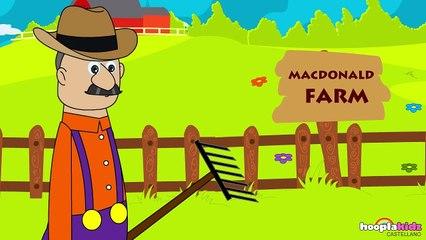 Old Macdonald Had A Farm - El Viejo MacDonald tenía una Granja