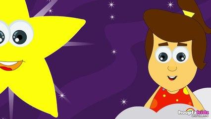 Twinkle Twinkle Little Star - Estrellita ¿Dónde estás?