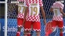 kawkab marrakech vs ethoil sahel tunisie 2-1