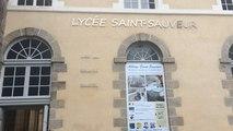 Résultats du bac 2016 à Saint-Sauveur