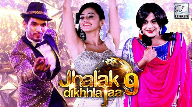 Jhalak Dikhhla Jaa 9  Contestants FIRST LOOK   Helly Shah   Arjun Bijlani