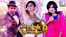 Jhalak Dikhhla Jaa 9  Contestants FIRST LOOK | Helly Shah | Arjun Bijlani