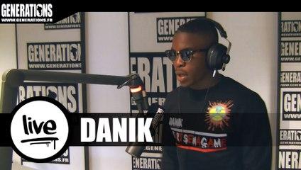 Danik - Kediraf (Live des studios de Generations)