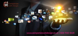 Web Design Company London | CMS Web Design | Bespoke Web Design | SEO Services - Companies Web Design