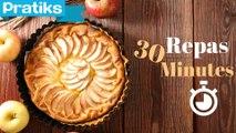 Préparer un repas en moins de 30minutes - Astuces étudiantes