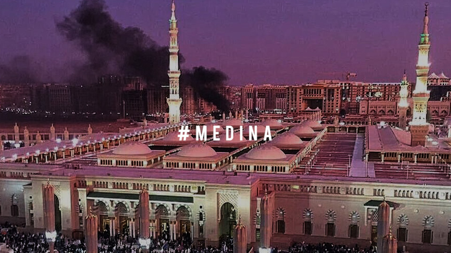 Suicide bombing in holy city of Medina