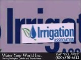Underground Irrigation Systems & Automatic Lawn Sprinkler Systems