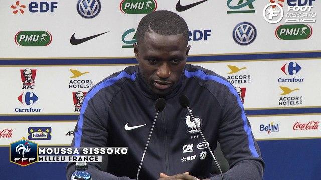 Equipe de France : Sissoko et son duel à distance avec Coman
