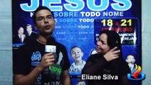 UMADEB 2012 - Dia 19-02 - Entrevista Cantora Eliane Silva