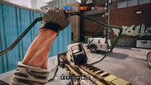 Tom Clancy's Rainbow Six® Siege: BLACKBEARD 1 vs 4 CLUTCH
