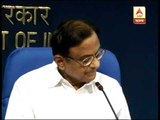 Cabinet clears 26 % FDI in Pension: Chidambaram's press conference