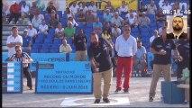 Record du monde des 1000 boules, 10 tireurs, 1 heure à Béziers : la performance de M DURK et C WEIBEL