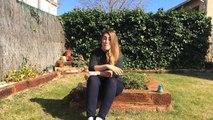 Spanish Au pair Sara, 23, Aupair First Video Profile