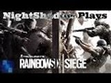 Rainbow Six Siege #2 - that sneaky @#$%^ lol and i got a kill yay