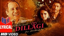 Tumhe Dillagi – [Full Audio Song with Lyrics] – Song By Rahat Fateh Ali Khan FT. Vidyut Jammwal & Huma Qureshi [FULL HD] - (SULEMAN - RECORD)