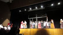 "2014 North Mesquite HS musical ""Oliver!"" scene 20 (Oliver is abducted)"
