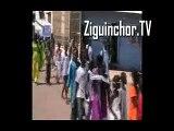 Ziguinchor TV, AN 10 Naufrage Joola, Partition des Pupilles de la nation