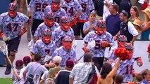 Major League Lacrosse: Top 10 Plays of Week 10