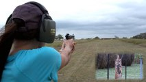200 Yard Pistol Shot 22lr Ruger Mark III 22/45