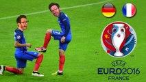 Euro 2016 Allemagne - France : le résultat virtuel sur FIFA 16