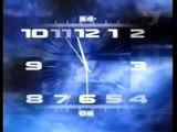 """Заставка """"Ночное Время"""" (ОРТ, 23 сентября 2001 - 7 октября 2001)"""