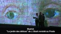 Madrid: «Le Jardin des délices» de J. Bosch revisité au Prado
