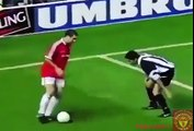Eric Cantona Awsome Football Skills