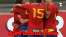 SPAGNA ITALIA  3 - 0 UNDER 19!!! RIGORE MAI VISTO!! GOL STUPENDO!!