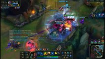 Best Wombo Combos #10 - Montage Wombo combo compilation #10 - League of legends [MiD Carry]